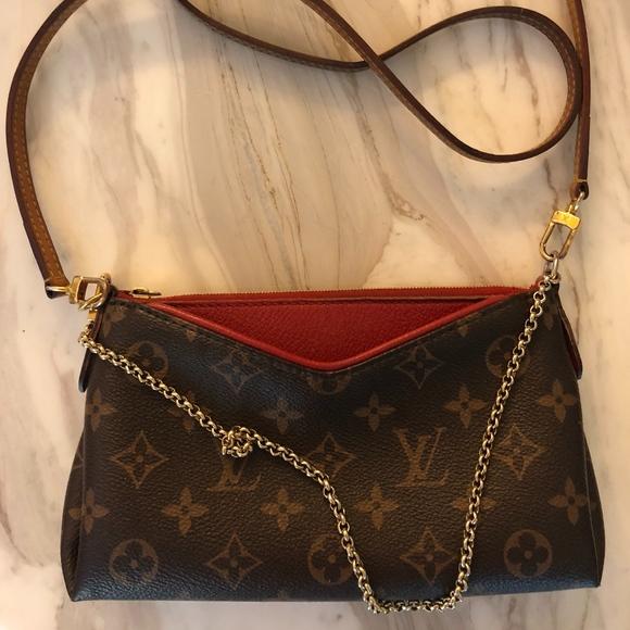 1add2b19e82c Louis Vuitton Handbags - NEW LOWER PRICE Louis Vuitton Pallas Clutch